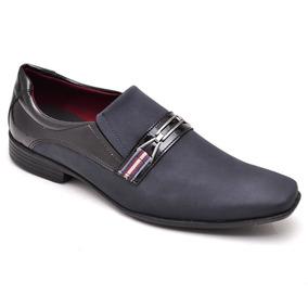 fcc434c65b Sapato Social Em Franca - Sapatos Sociais para Masculino Azul escuro ...