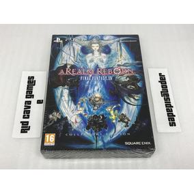 Final Fantasy Xiv Online A Realm Reborn Collectors Ps3