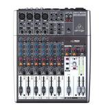 Mixer De Sonido Behringer 1204 Usb Sin Uso