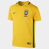d60a54ecde Camisa Seleção Brasileira Infantil 2017 no Mercado Livre Brasil