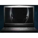 Dell Alienware Laptop R4 I7 Gtx1080 1.3tb 32gb 17 Gaming
