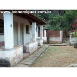 Rural Para Venda, 2 Dormitórios, Fragoso - Miguel Pereira - 1408