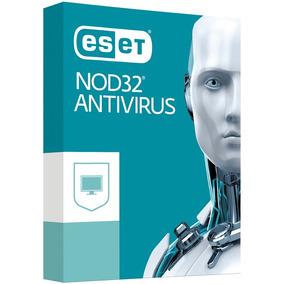 Eset® Nod32 Antivirus 5pc - 2 Años