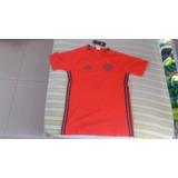 Camisa Flamengo Adida Comissao Tecnica - Futebol no Mercado Livre Brasil 14cb80385c007