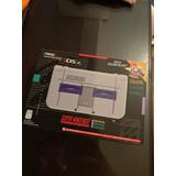 New Nintendo 3ds Nueva Original Edición Super Nintendo