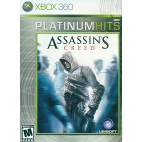 Assassins Creed Xbox 360 Original Seminovo