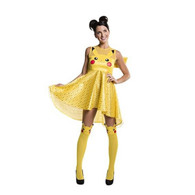 Traje Pokemon - Disfraces Mujer en Mercado Libre Chile 94a080bcf2f4