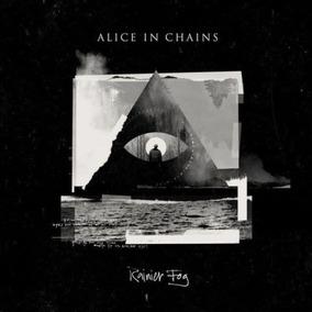 Cd Alice In Chains - Rainier Fog (2018) Lacrado