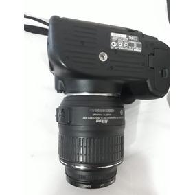 Camera Nikon D5100 18-55mm Comprada Nos Estados Unidos