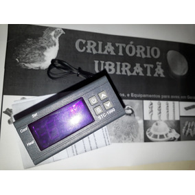 Termostato Digital Stc1000 De Temperatura - Chocadeira