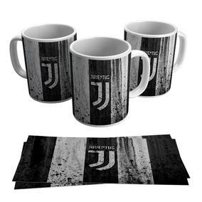 Caneca Juventus Escudo Cr7 Time Brasão Logo Grunge Marca