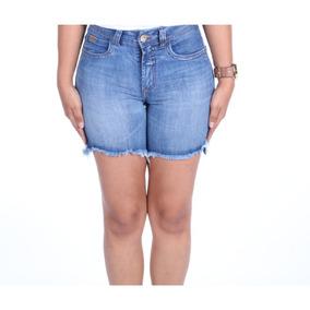 Bermuda Colcci Feminina Jeans Bia Modelagem Ajustada