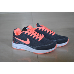 official photos 6a5f9 31ef2 Kp3 Zapatos Damas Nike Air Zoom Gris Salmon
