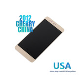 Gold - Usa Para Huawei P10 Lite Washingto Fue-lx1 Lx2 L-2666