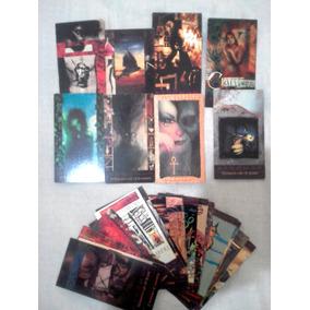 Cards Do Sandman - 29 Cards- Importados Raros