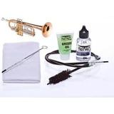 Kit De Limpeza Para Trompete/flugelhorn/cornet Freesax