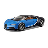 Maisto 1/18 Bugatti Chiron 2016 Metal Diecast