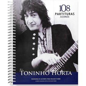 Livro Toninho Horta - 108 Partituras - Original