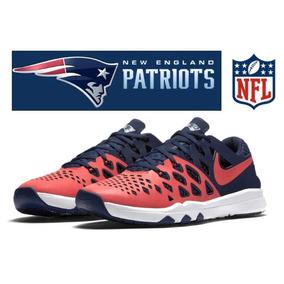 2b9512667a5 Zapatillas Nike Nfl Train Speed 4 New England Patriots Nueva · S  490