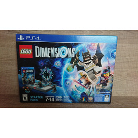Lego Dimensions Starter Pack Ps4 - Lacrado