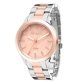 c6c06387415 Relogio Technos Feminino Fundo Rosa - Relógios De Pulso no Mercado ...
