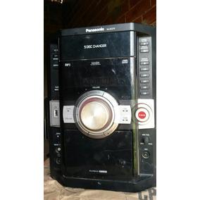 Micro System Panasonic Sa-ak270 (com Defeito Tirar Peças)