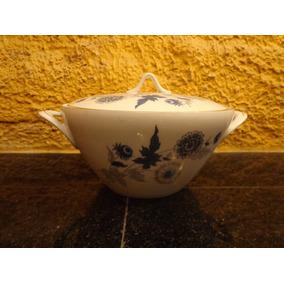 Antiga Sopeira Em Porcelana Branca - R 1860
