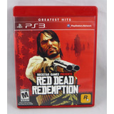 Red Dead Redemption Ps3* Play Magic