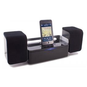 Dockstation Iluv Imm747 Stereo Speaker Dock Ipad/iphone/ipod