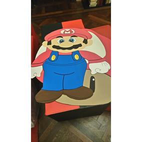 Mario Bross En Goma Eva