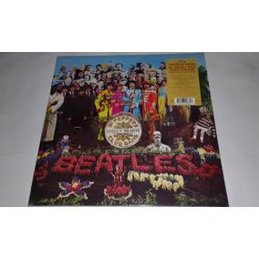 Lp The Beatles St Pepper´s Lenely Hearts Club Band Vinil Eu