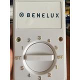 Control De Velocidad Pared, Mca.benelux P Ventilador Ev1155