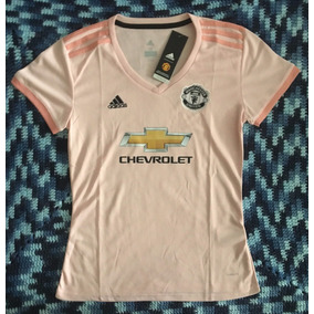 Asombroso Jersey Manchester United Dama Mujer 3er Rosa 2019 b161aa6173181