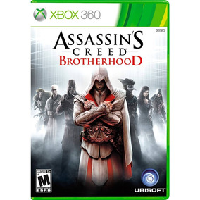 Assassins Creed Brotherhood Xbox 360 Original Seminovo