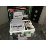 Super Nintendo Original.