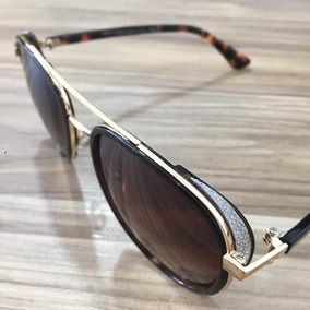 3de102f877af7 Lindo Oculos Marron Marca Ferrovia - Óculos no Mercado Livre Brasil
