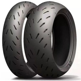 Par Pneu Fazer 600 Michelin Power Rs 190/50-17+120/70-17