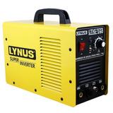 Inversor De Solda Mma+tig Ltig-160 Lynus 220v 00004830.2