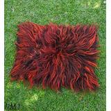 Cochonilho Lã Pelego Vermelho Crioulo Xergão