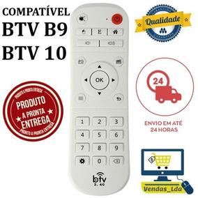 Controle Remoto Para Btv B9 B10 Bx, Frete Grátis