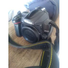 Corpo Da Maquina Fotográfica D5000 Nikon