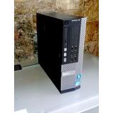 Cpu Dell Optiplex 790p Core I5 +disco Duro250gb + 4gb De Ram