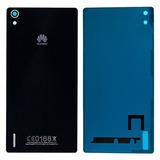 Para Huawei Ascend P7 Contraportada Rosa