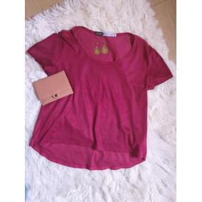 Blusa Comprida Atras - Calçados 48e6036e336