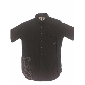 Camisa Billabong Talla S Small Chica Color Negra 4bc263649e5