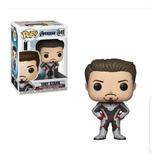 Funko Pop Tony Stark 449 Avengers Endgame Marvel