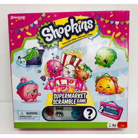 Supermercado Walmart Shopkins Juegos Didacticos Juguetes Juguetes
