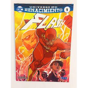 Cómic, Dc, Flash #1. Ovni Press