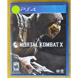 Mortal Kombat X Ps4 Play Magic