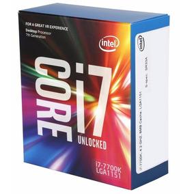 Processador Intel Core I7-7700k 7ª Ger. / 4.5 Ghz / 8mb